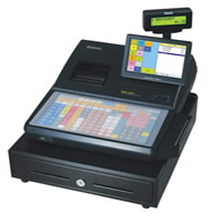 Sam4s ER650 Cash Register