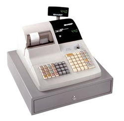 Sharp ER-A440 Cash Register